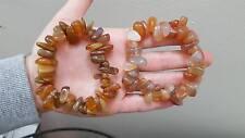 1 Carnelian Chip Bracelet - Crystal Healing