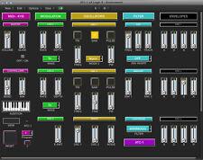 VIRTUAL Studio Electronics ATC-1 editor / programmer - LOGIC v4 - X