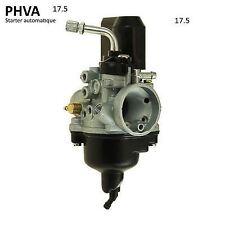 Carburateur 17.5 PHVA starter électrique Auto pour PIAGGIO ZIP