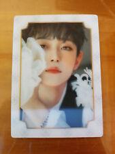 JBJ 1st Mini Album FANTASY Longguo Type-A Lenticular PhotoCard Official K-POP