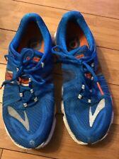 Brooks Trainers Size Uk 8.5, Eu 43, Blue