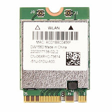 Dell Wireless DW1560 802.11ac Broadcom BCM94352Z M.2 NGFF Bluetooth 4.0 Card