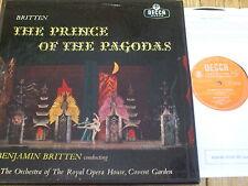 LXT 5336-7 BRITTEN IL PRINCIPE DEL SACRO/Britten Scanalato O/S 2 LP BOX
