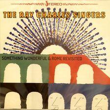 THE RAY CHARLES SINGERS 'Something Wonderful' & 'Rome Revisited'-24 on Jasmine