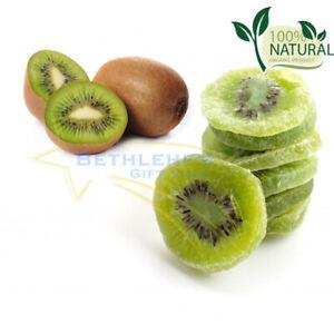 Kiwi Fruit Dried Slices Organic Delicious Natural Snack Dry Jerusalem Sun Israel