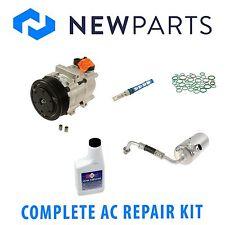 Ford F-150 F-250 97-98 4.6L 5.4L New A/C Repair Kit With OEM Compressor & Clutch