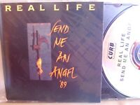 Real Life- Send me an Angel ´89- CURB- Made in Germany- No IFPI- WIE NEU