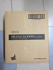 Hot Toys DX03 DX 03 Michael Jackson (Bad Version) 12 inch Action Figure OPEN NEW