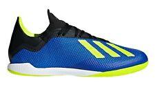 Adidas X Tango DB1954 Men's 18.3 Indoor Shoes Football Blue / Solar Yellow (13)