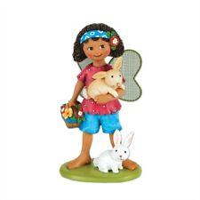 Mary Engelbreit Fairy Gardens - Jewel the Spring Fairy - Dollhouse Miniature