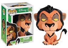 Funko Pop Disney Lion King Scar #89 Vaulted *Near Mint Condition*