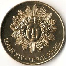 Monnaie de Paris - CHATEAU DE VERSAILLES - LOUIS XIV ROI SOLEIL2020