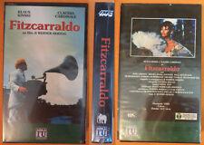 VHS film FITZCARRALDO sigillata Klaus Kinski Claudia Cardinale L'U (F239) no dvd