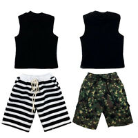 "1:6 Scale Male Camouflage Pants Trousers Suit Clothing for 12"" Action Figure"