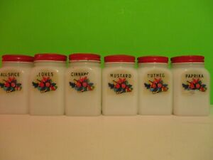 Universal Cambridge Calico Fruit Spice Set