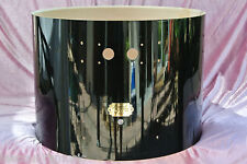 """PEARL EXPORT 22"""" BASS DRUM SHELL in TRANSLUCENT CHARCOAL LACQUER for SET! H490"""