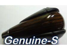 OEM 2010-2015 RX350 RX450h ES300 ES350 Med.Walnut Wood Grain/ Leather Shift Knob