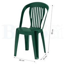 Sedie In Resina Colorate.Sedie Resina Acquisti Online Su Ebay