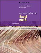 New Perspectives Microsoft Office 365 and Excel 2016 Int'l Edition