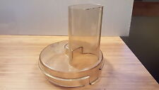 VTG General Electric GE D1FP1-4200 Food Processor Replacement Work Bowl LID Part