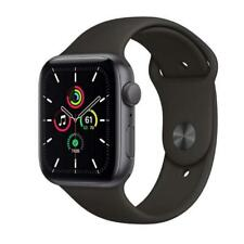 APPLE WATCH SE GPS 44 SPACE GRAY MYDT2TY/A CASSA IN ALLUMINIO CINTURINO SPORT