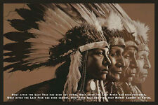 POSTER Native Wisdom 36x24 Studio B