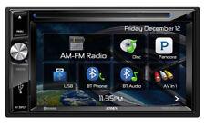"""Jensen VX3024(R.B)  6.2"""" Screen Double DINDVD/CD/AM/FM/Digital Media With BT"""