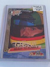 1993 Wheels Rookie Thunder Platinum #82 Jeff Gordon