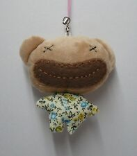Ultra Cutie Lovely Adorable Plush Doll Cell Phone Charm