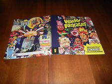 2013 Topps Wacky Packages 17th Series 17 Limited Edition Cloth Binder Set