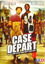 DVD CASE DEPART - Fabrice EBOUE / Thomas NGIJOL / Etienne CHICOT