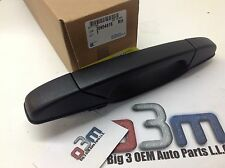 Chevrolet Silverado Tahoe Avalanche GMC Sierra RH Rear Black Door HANDLE new OEM