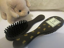 JUICY COUTURE CRITTOURE BRUSH FOR THE DECADENT DOG ~PAMPER YOUR POOCH GREAT GIFT