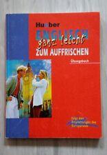 Englisch ganz leicht auf frischen - Übungsbuch - englisch lernen