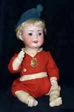 ADORABLE ANTIQUE BISQUE Doll CHARACTER BABY  Germany HEUBACH KOPPELSDORF 300 - 4