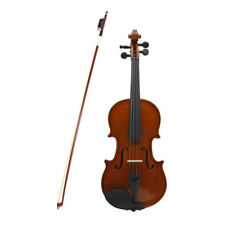 1/2 4/4 Violin Bow practice bow violin accessories red sandalwood horse tail new