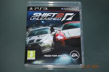 Shift 2 Unleashed PS3 Playstation 3 Need for Speed