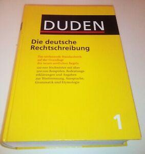 Duden , Die deutsche Rechtschreibung , ISBN 3411040122, 22 . Auflage