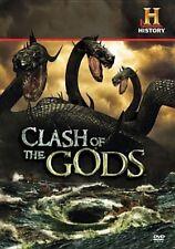Clash of The Gods Complete Season 1 - Documentary DVD