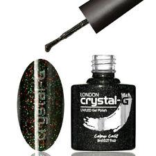 EXCLUSIVE E-COLOUR RANGE By Crystal-G UV/LED Gel Nail Varnish Polish (UK SELLER)