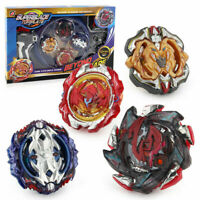 4PC Stadium Arena Beyblade Burst B-113 B-115 B-117 B-118 w/ Handle Launcher Toys