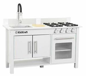 Little Cook's Work Station Kitchen, White (53407)