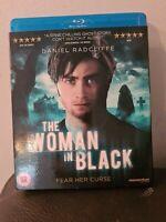 The Woman in Black Blu-ray (2012) Daniel Radcliffe, Watkins DIR cert 12 FREE PP