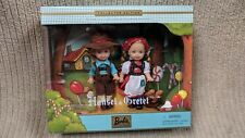 HANSEL & GRETEL BARBIE COLLECTIBLES MATTEL 28535 BRAND NEW Free Shipping!!