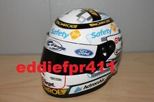 1/2 2013 MARK WINTERBOTTOM MINI HELMET BATHURST 1000 WINNING FPR FORD FG FALCON