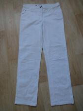 935a4570d8 Canda Comfort Fit Damen stretch Jeans Hose Gr 38 Kurz weiß Jeanshose