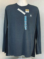 NEW Carhartt 102998 Force Extremes Long Sleeve T-Shirt BASE LAYER Black Grey MED