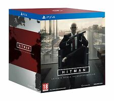 Hitman Collector's Edition (PS4) PlayStation 4