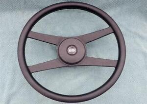 Original GM 4 Spoke Sport Steering Wheel & Cap Camaro Chevelle Corvette 9752585
