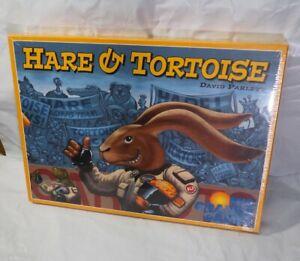 Hare And Tortoise Board Game David Parlett Rio Grande Games NIB Abacus 2000